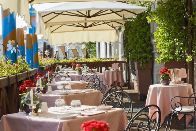 Prémium étterem Velencében - Lalcova