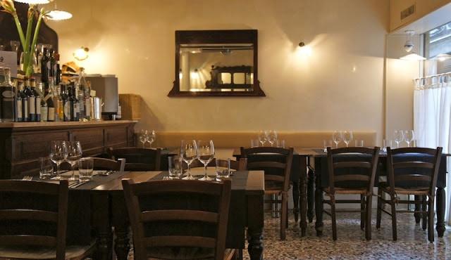 Prémium étterem Velencében - Alle Testiere