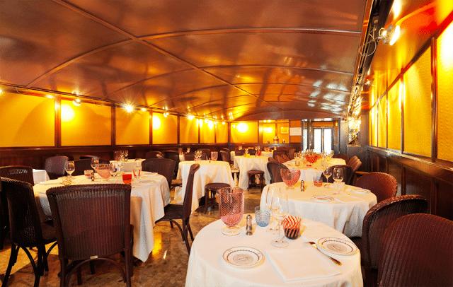 Prémium étterem Velencében - Fiore