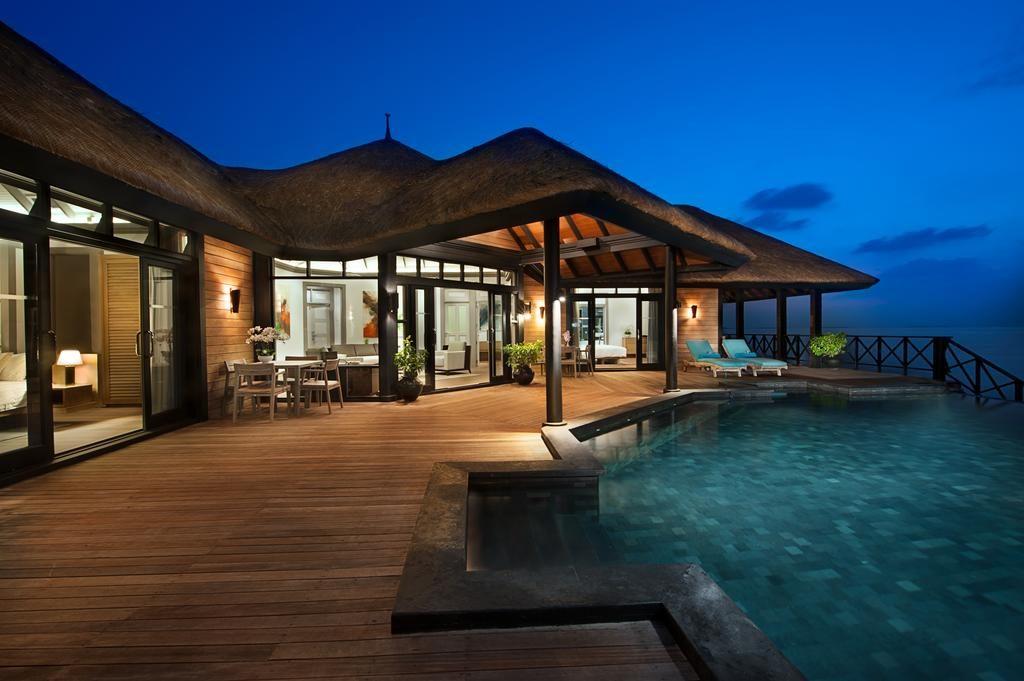 Éjszaka a Maldív szigetken