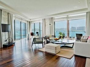 All inclusive nyaralas dubai itt hol nyaralnak pihennek a gazdagok milliomosok Rixos The Palm Dubai 2