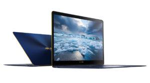 Asus Zenbook 3 Deluxe1 stílusos laptopok 2018 exkluzív luxus gazdag prémium presztízs