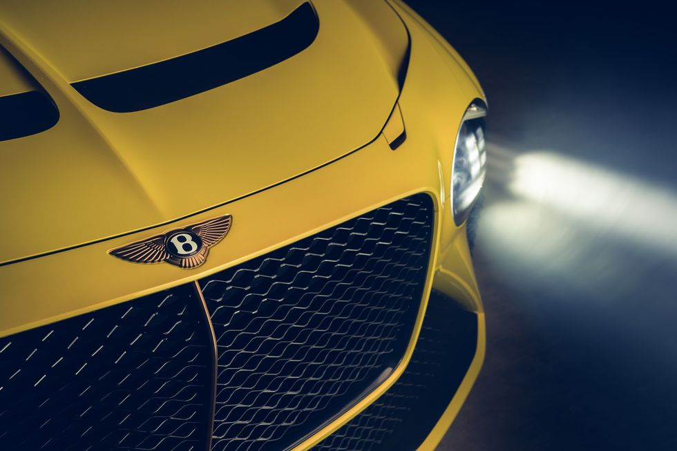 Bentley Bacalar Mulliner 2020 orrkiképzés prémium luxus auto