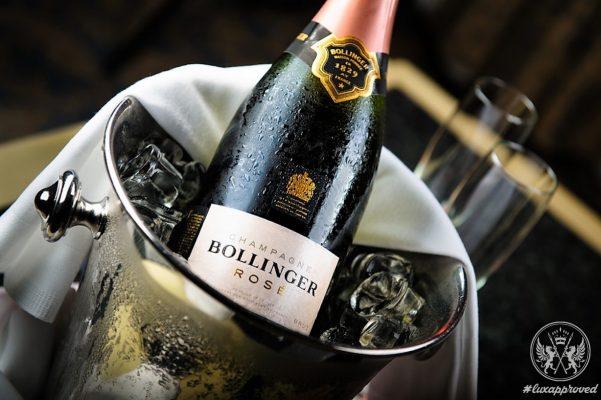 Bollinger legdrágább pezsgők gazdag milliomos exkluzív prémium luxus különleges