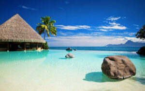 Bora Bora exkluzív luxus nyaralás mmf klub