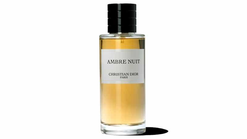 Christian Dior Ambre Nuit Cologne for Men and Women prémium parfüm 2020