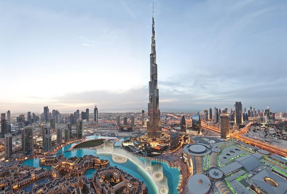 Dubai repülőjegyek üzlet utazás gazdagság megatorony