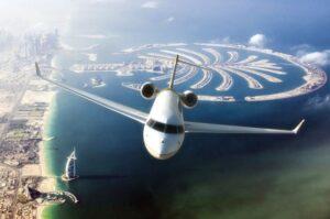 Dubai repülőjegyek üzlet utazás gazdagság vízum