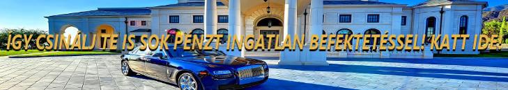ingatlan befektetési tipp magyar milliomos gazdag férfiak