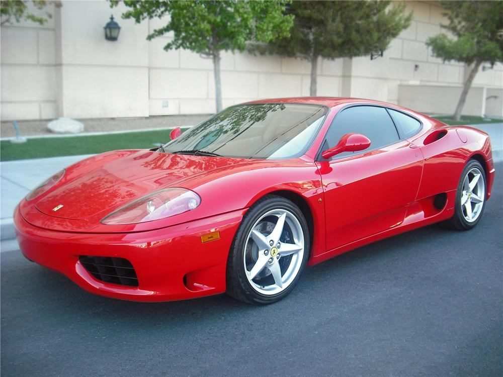 Ferrari 360 Modena F1-2 luxus autok 20 millio alatt magyar milliomos ferfiak klubja