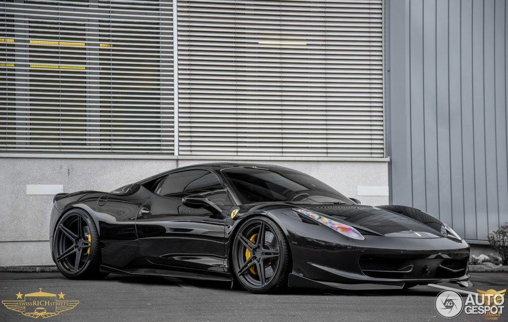 Ferrari-458-Italia-Speciale