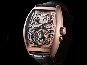 Franck Muller legjobb férfi karóra márkák exkluzív Rolex gazdag milliomos presztízs luxus prémium