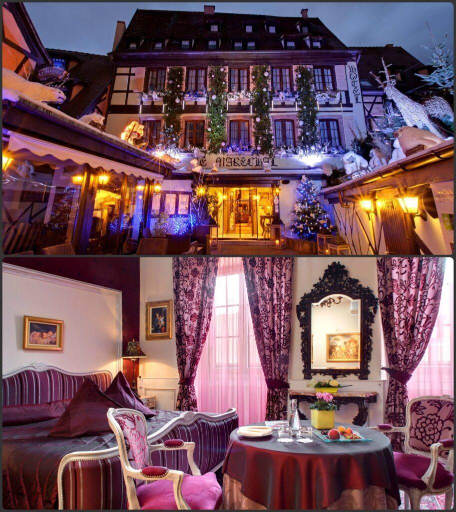 Hotel Le Marechal Franciaország prémium szálloda