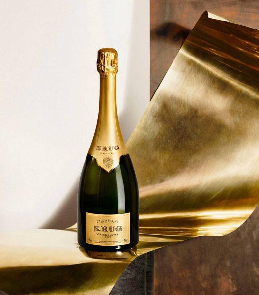 Krug legdrágább pezsgők gazdag milliomos exkluzív prémium luxus különleges