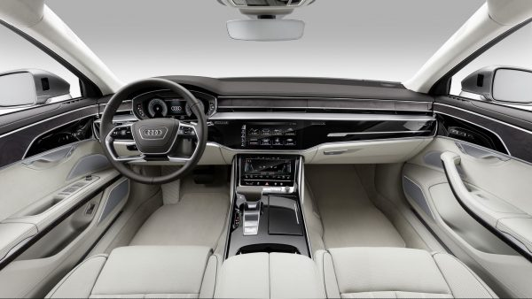 Luxusautók 2018 Audi-A8-L-belso