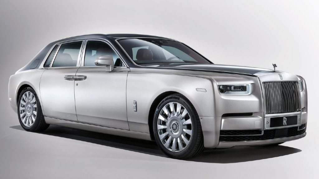 Luxusautók 2018 Roll-Royce-Phantom-VIII