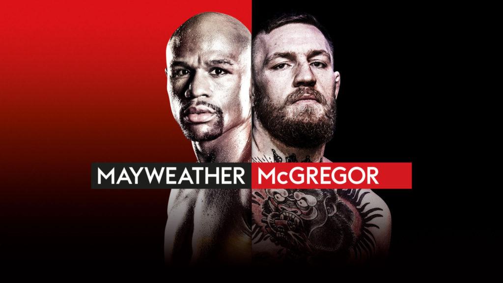 Mayweather és McGregor dollármilliók a ringben