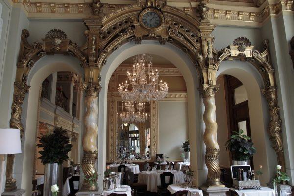 Salon Restaurant budapesti etterem ajanlo gazdag exkluzív presztízs különleges premium luxus