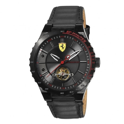 Scuderia Ferrari Evo Automatic Special luxus prémium Ferrari óra karóra Magyar milliomos gazdag férfiak klubja