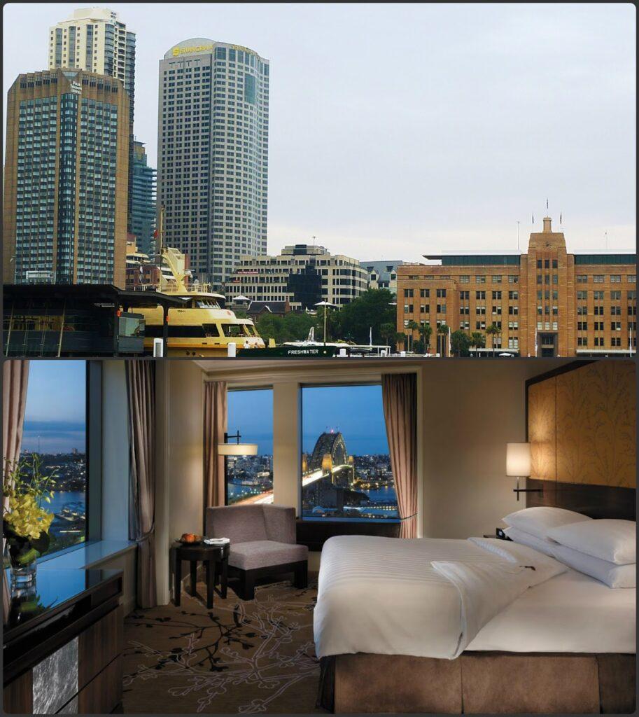 Shangri La Hotel Sydney luxus szálloda Sydney-ben
