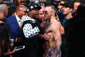 Megdönteni látszik Rocky világcsúcsa - Mayweather vs. McGregor szájharc.