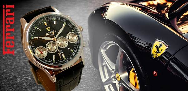 luxus prémium Ferrari óra karóra Magyar milliomos gazdag férfiak klubja
