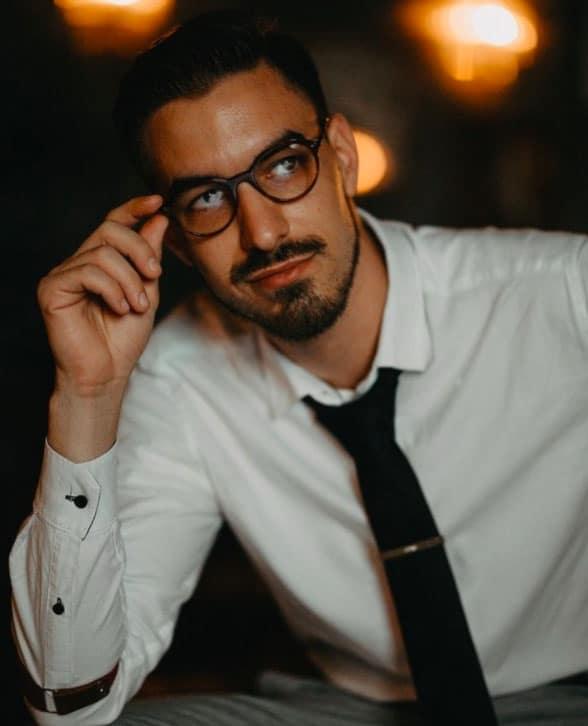 prémium férfi napszemüveg eyerim collection morph martin