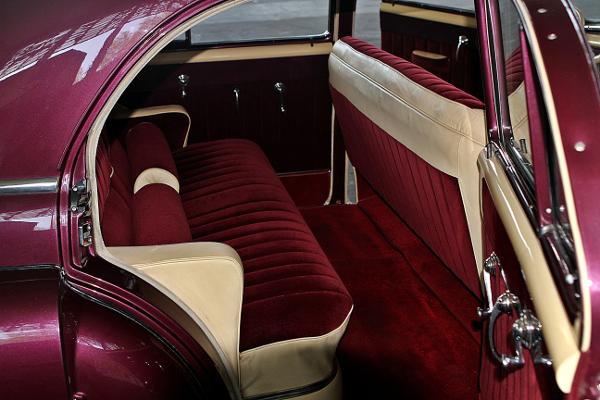 Cadillac Limited 1947 - luxus autó