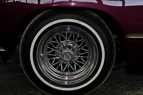 restauralt Cadillac Limited 1947 Series 62 kerék luxus jarmu exkluziv