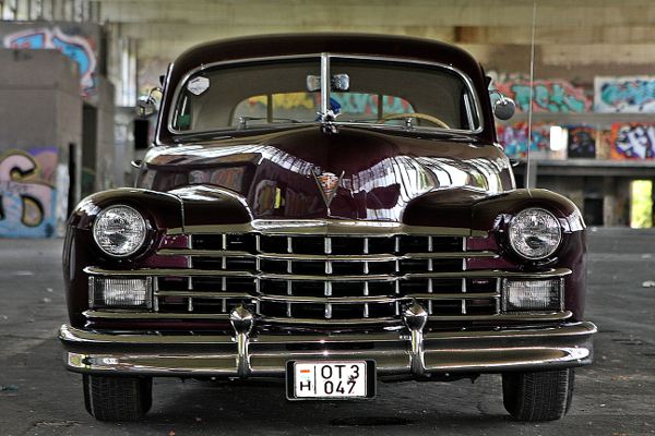 restauralt Cadillac Limited 1947 Series 62