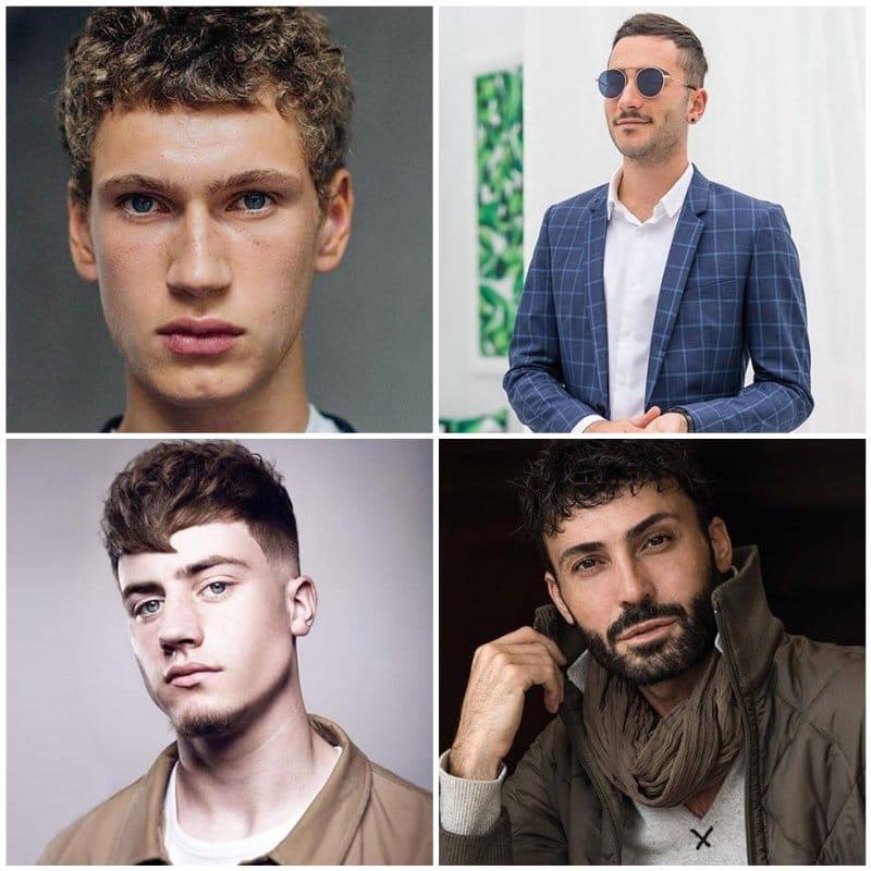 Trendi férfi haj 2020 - Cézár - igényes férfiak