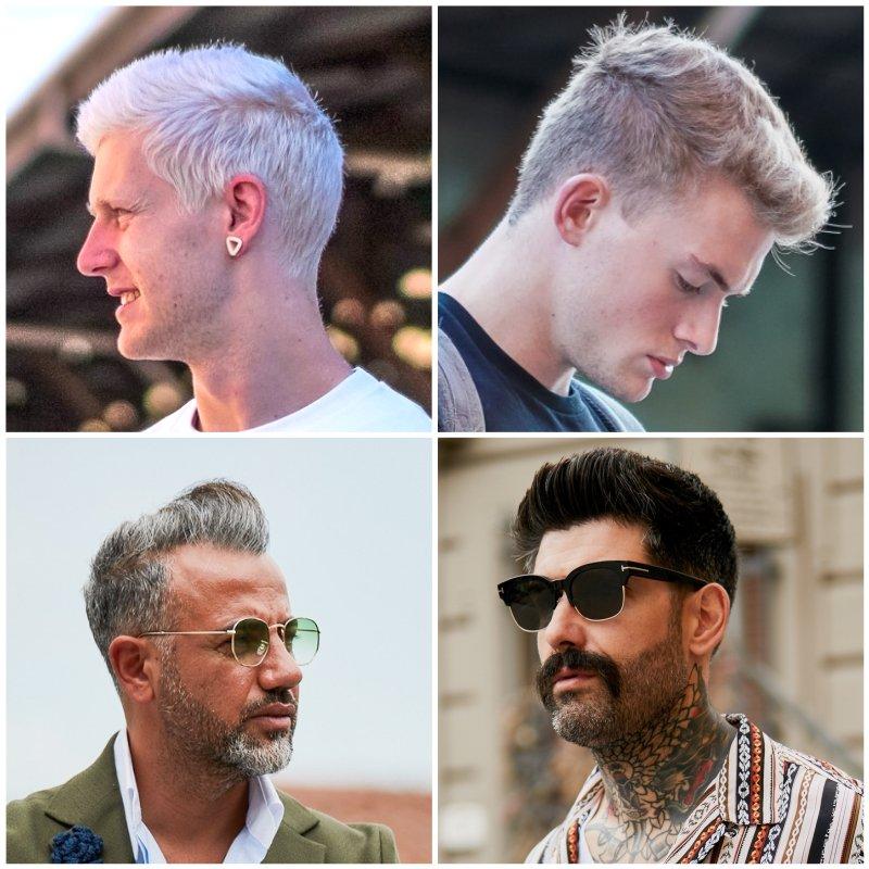 Trendi férfi hajak 2020 - Sólyom - igényes férfiak