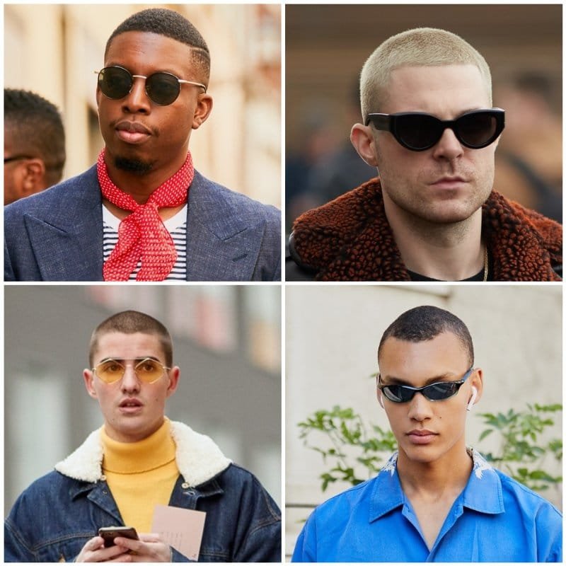 Trendi férfi hajak 2020 - Tüsi - igényes férfiak